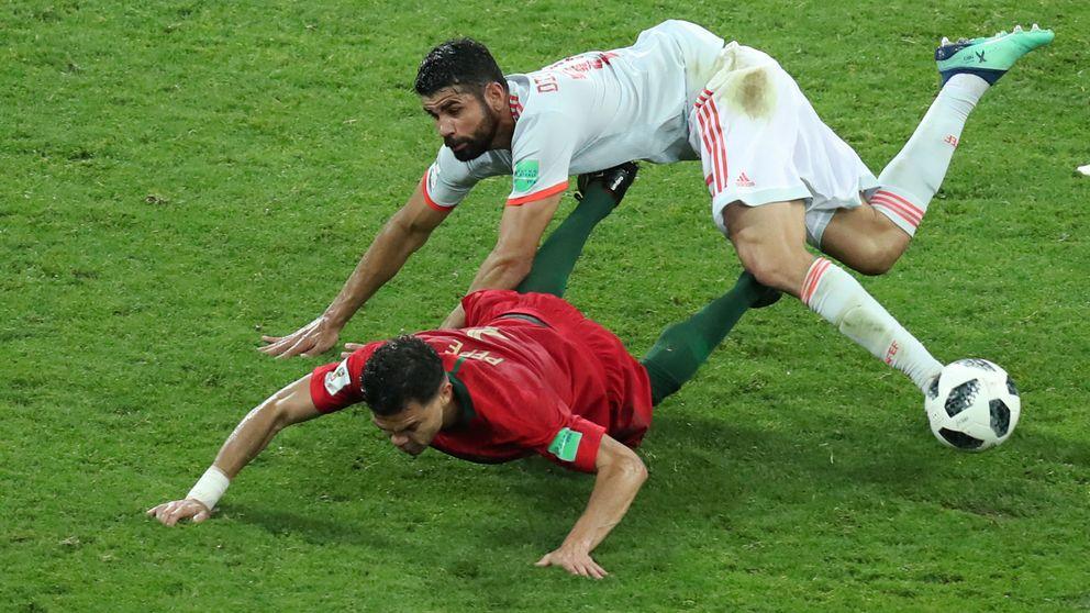 El día que Diego Costa dio muestras de su españolía a los no creyentes