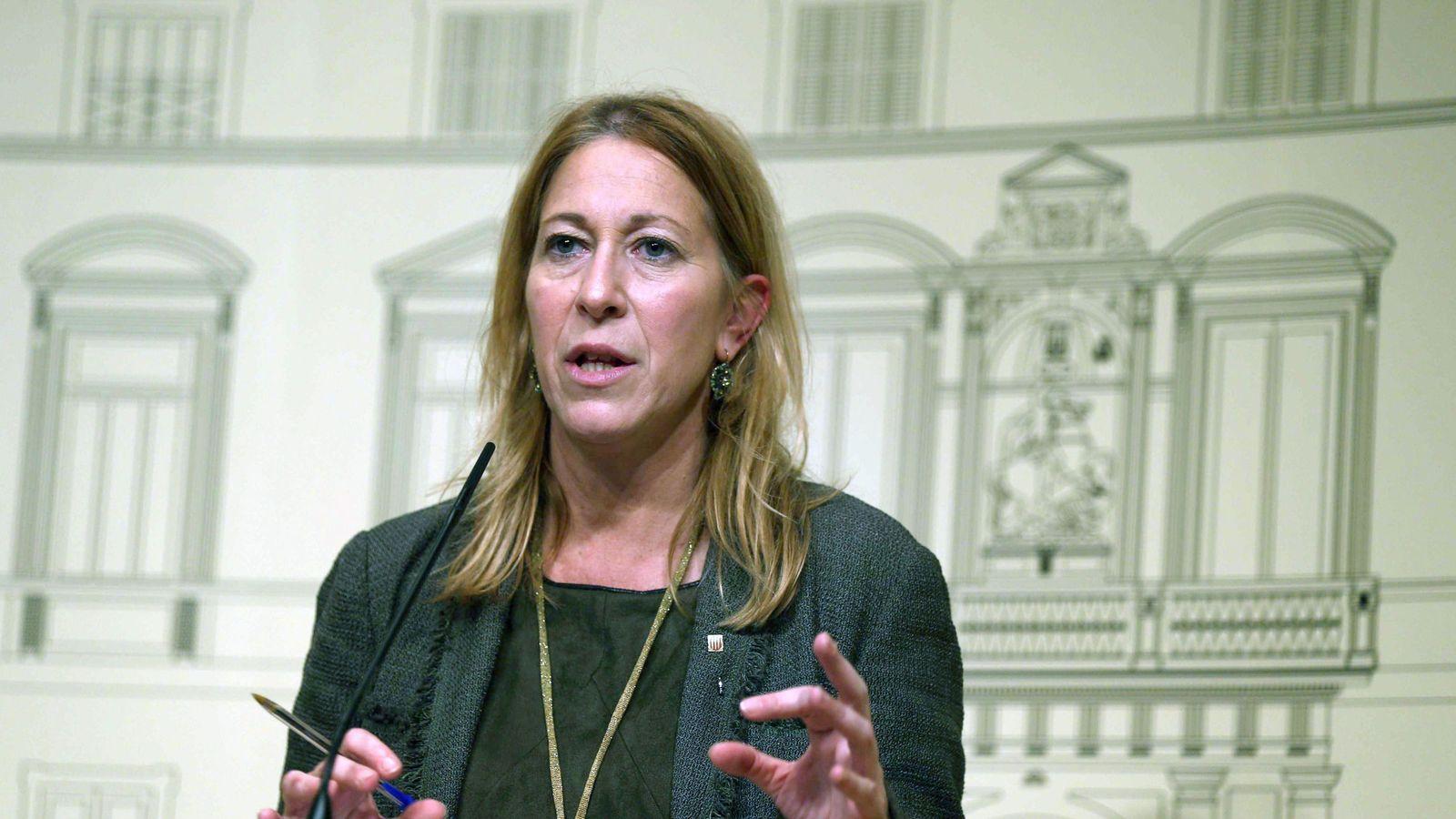 Foto: La consellera de la Presidencia, Neus Munté. (EFE)