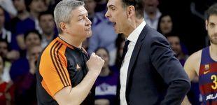 Post de La histeria de Bartzokas (y el Barcelona) es la mejor terapia del Real Madrid