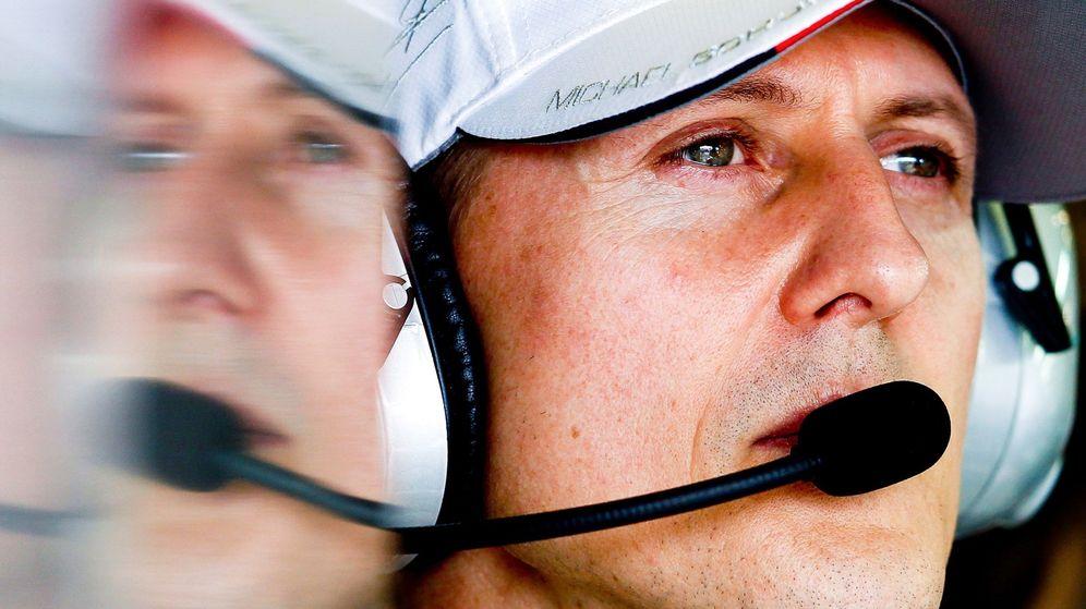 Foto: La Fórmula 1 sigue echando de menos al káiser. (EFE)