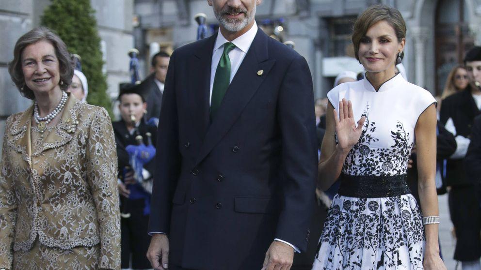 Todas las imágenes de los Premios Princesa de Asturias 2017