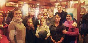 Post de Esquí, gastronomía y visitas culturales: así ha sido la visita de los Reyes a Huesca