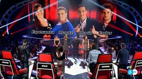 'La Voz' elige a sus 4 últimos semifinalistas. ¿Han sido justos?