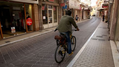 Dos hombres agreden a un ciclista que les recriminó una maniobra peligrosa