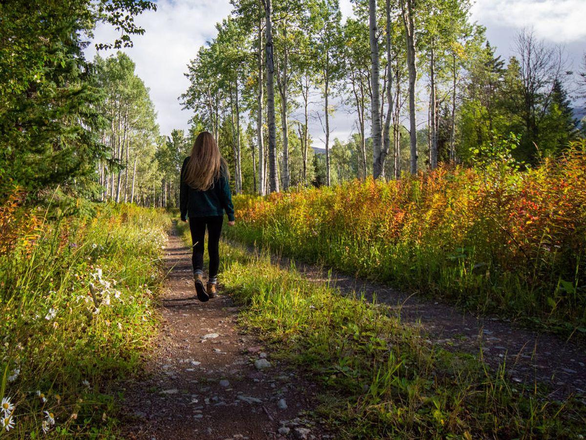 Foto: ¿Cuántas calorías se queman al caminar 10.000 pasos? (Tara Robinson para Unslplash)