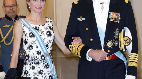 La cena de gala en honor a Margarita de Dinamarca, en imágenes