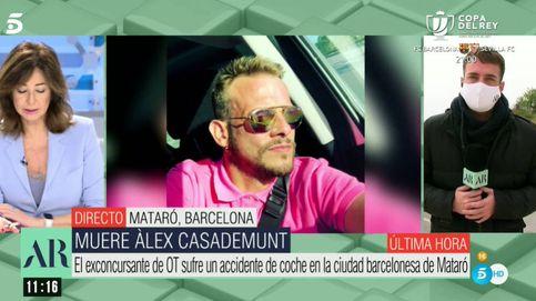 Dolor e indignación: AR denuncia la filtración de la muerte de Casademunt
