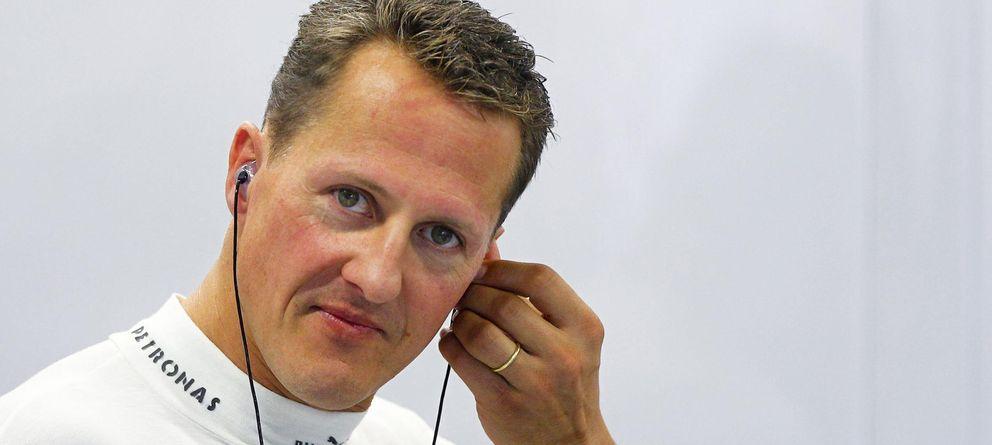Foto: Michael Schumacher ya ha dejado el hospital (Efe).