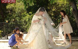 Foto: Las fotos más exclusivas de la boda del nieto de la duquesa