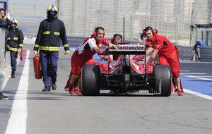 ¡Tiempo! Fin a una pretemporada en la que Ferrari no escapó a la 'roja'