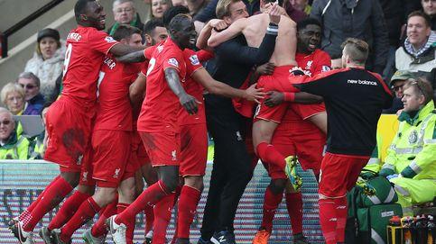 El Liverpool de Klopp gana al Norwich en el 95 en un antológico y loco partido