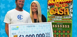 Post de Un patrón de barco paró a tomar café y ganó un millón a la lotería sin querer