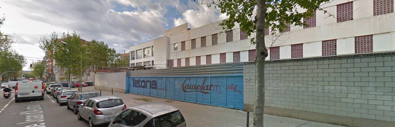 Foto: Fábrica de Cacaolat en Barcelona. (Google Maps)