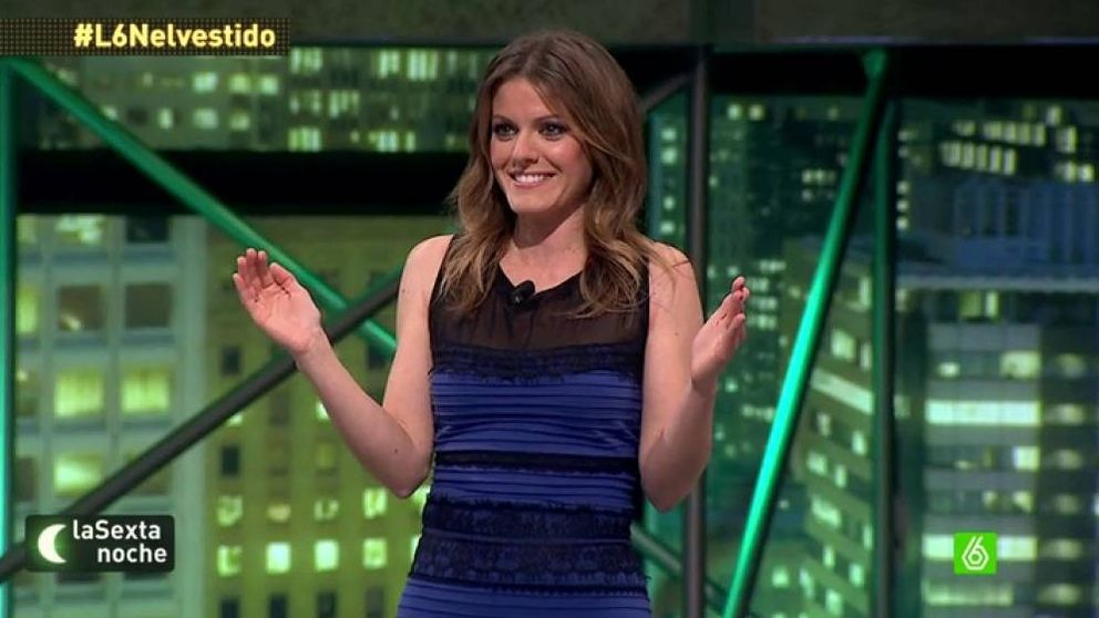 Andrea Ropero abandona 'La Sexta noche'