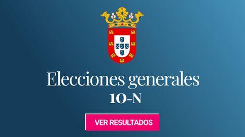 Vox gana las elecciones generales en Ceuta, seguido del PSOE