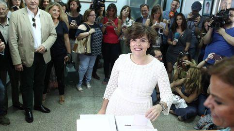 Santamaría gana a Casado las primarias del PP y dejan fuera a Cospedal