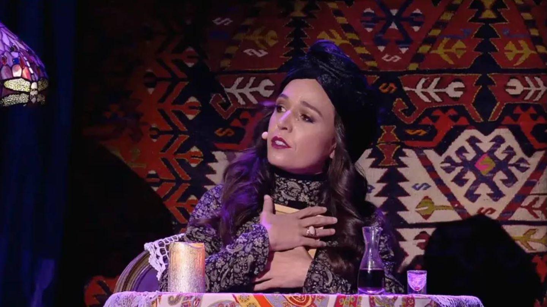 Celia Muñoz, en la tercera semifinal de 'Got Talent España 6'. (Mediaset)