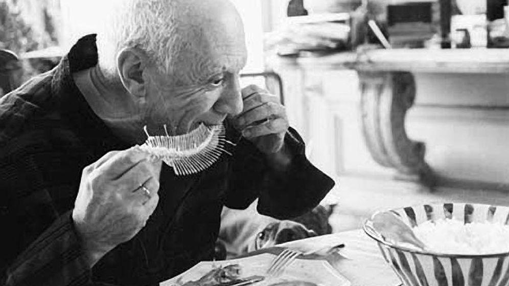 Las recetas de los genios  de la sangría de Picasso a los huevos con miel de  Einstein 8e7bcc0d5c90