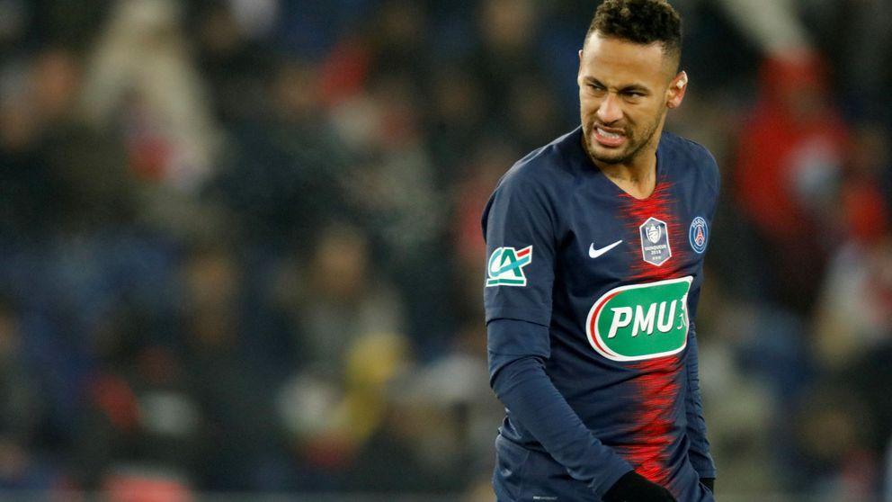 Patadas a Neymar: la peligrosa cacería a un burlón incomprendido