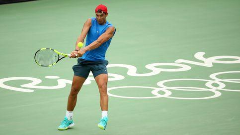 Nadal debutará en Río ante Delbonis y Garbiñe contra Jelena Jankovic