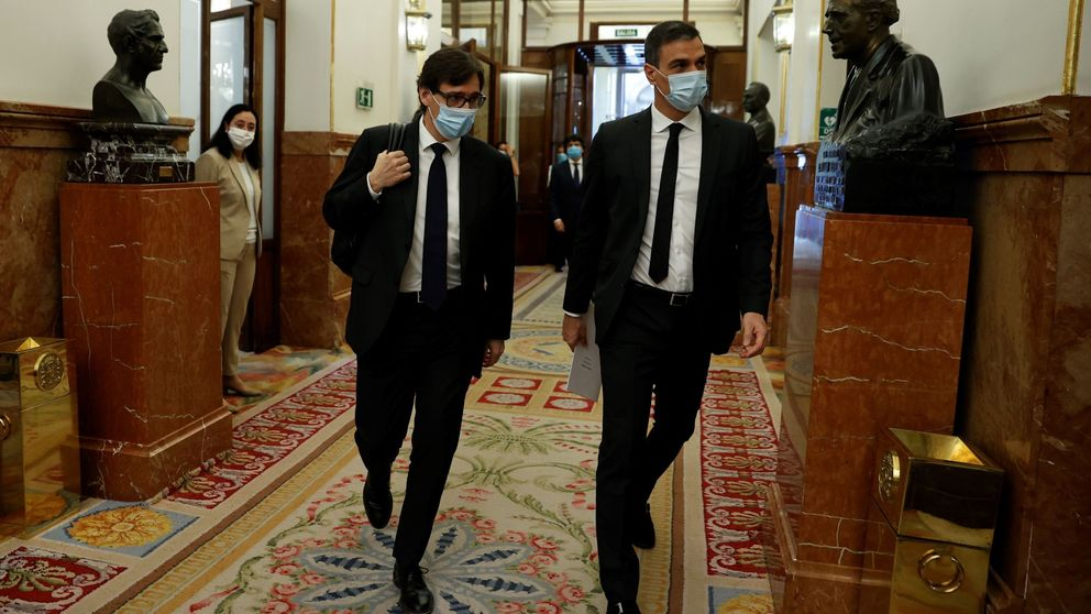 Sánchez refuerza el bloque de la investidura y aísla al PP con Vox