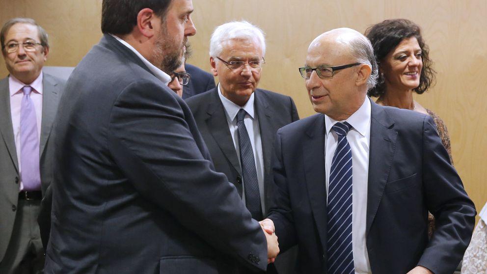 Junqueras no informará a Montoro de los gastos del referéndum de Cataluña