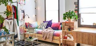 Post de Si tienes un piso pequeño, estos trucos de decoración de Ikea y Leroy Merlin son para ti