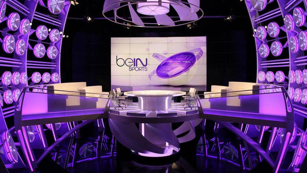 Foto: Un plató de beIN Sports, que emitirá en España junto con Mediapro (EC).