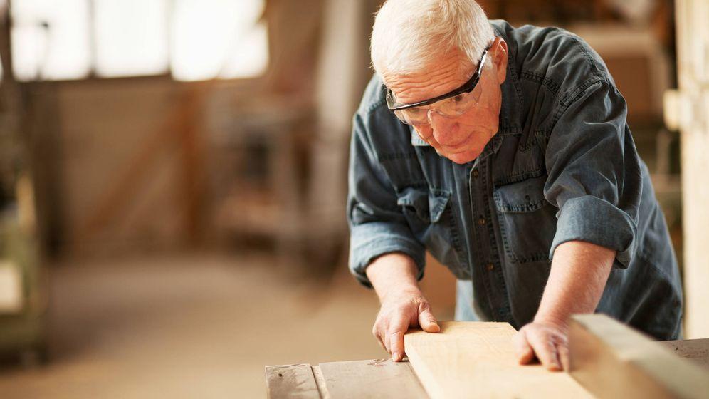 Foto: Cada vez más personas trabajan durante su jubilación. (iStock)