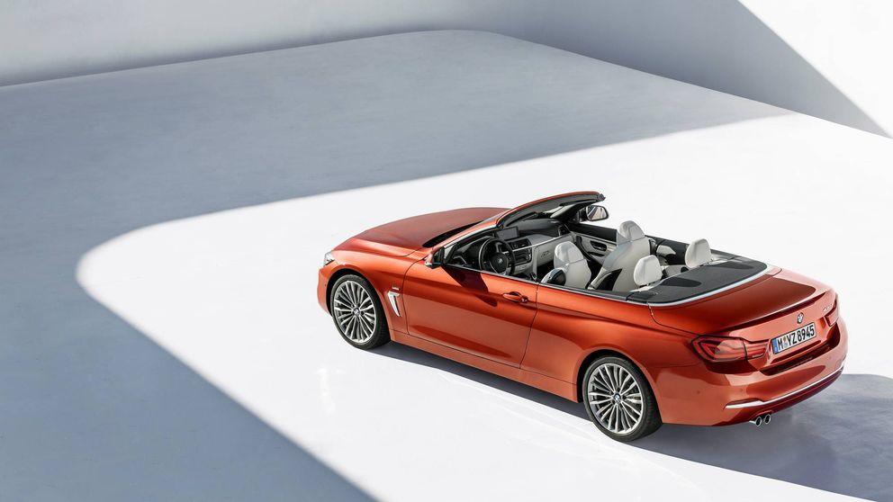 BMW renueva su Serie 4 lanzada en 2013
