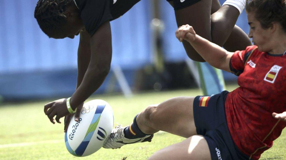 Foto: Patricia García durante los JJOO de Río. (Reuters)