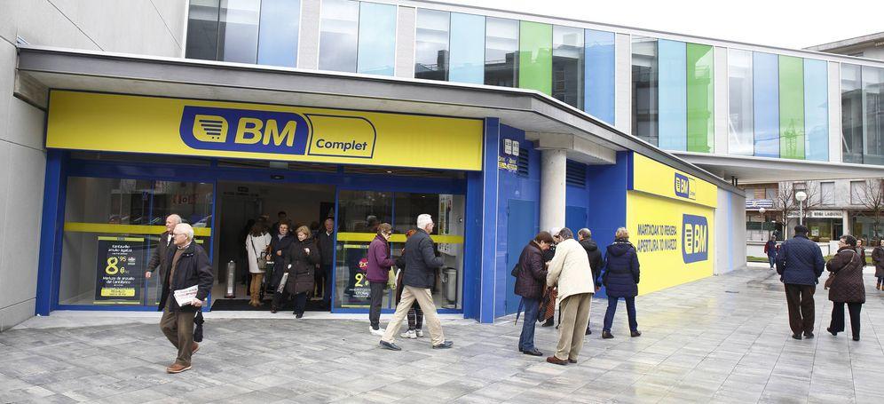 Foto: BM Supermercados desembarca en Madrid con 16 tiendas de la quebrada Gigante. (Foto: Uvesco)