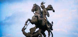 Post de ¡Feliz San Jorge o Sant Jordi! Consulte el santoral de hoy, 23 de abril