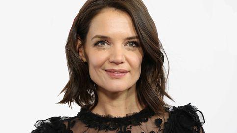 Mira el look de la actriz Katie Holmes al cumplir los cuarenta
