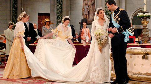 Radiografía del vestido de novia de Letizia 15 años después: 15 expertos se mojan
