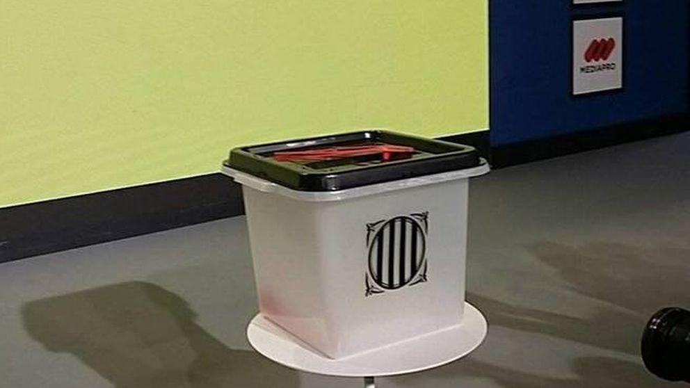 Del cartón al plástico: así son las urnas que se utilizarán en el referéndum de Cataluña