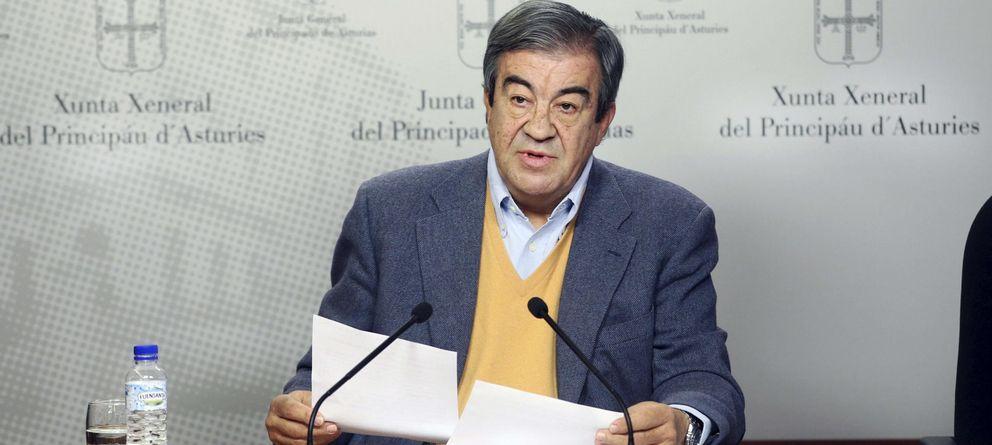 Foto: El presidente de Foro Asturias, Francisco Álvarez Cascos (Efe)