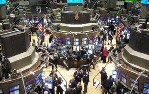 Nuevo récord para el Dow Jones en un día repleto de buenos resultados