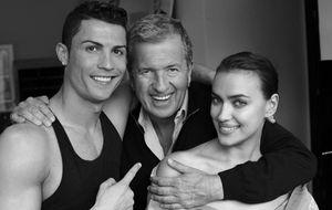 Los secretos del reportaje de Irina Shayk y Cristiano para 'Vogue'