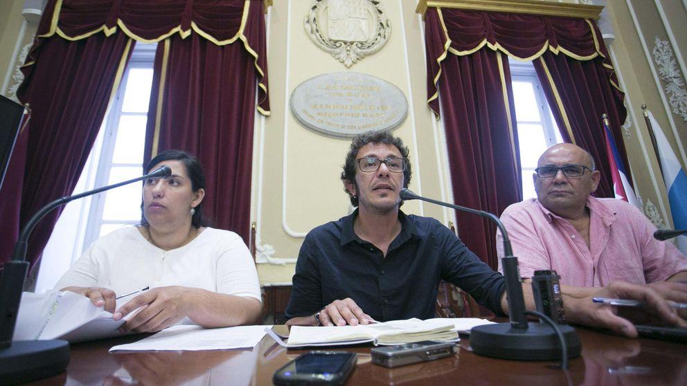 """'Kichi' se pone a merced de Montoro tras admitir la """"bancarrota"""" en Cádiz"""