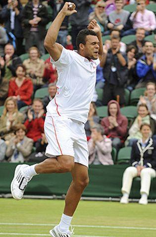 Foto: Tsonga y Kohlschreiber rivales en una hipotética semifinal con Ferrer