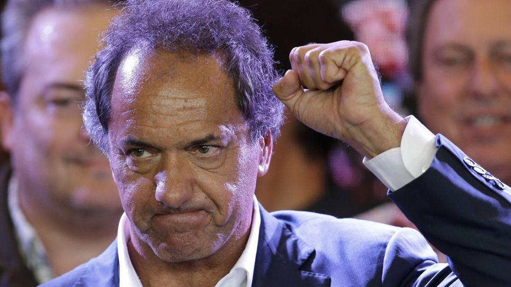 Foto: El político argentino Daniel Scioli en una imagen de archivo. (Gtres)