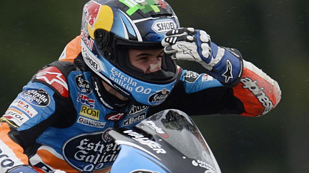 Àlex Márquez dará el salto a Moto2 de la mano de VDS Racing y Rabat