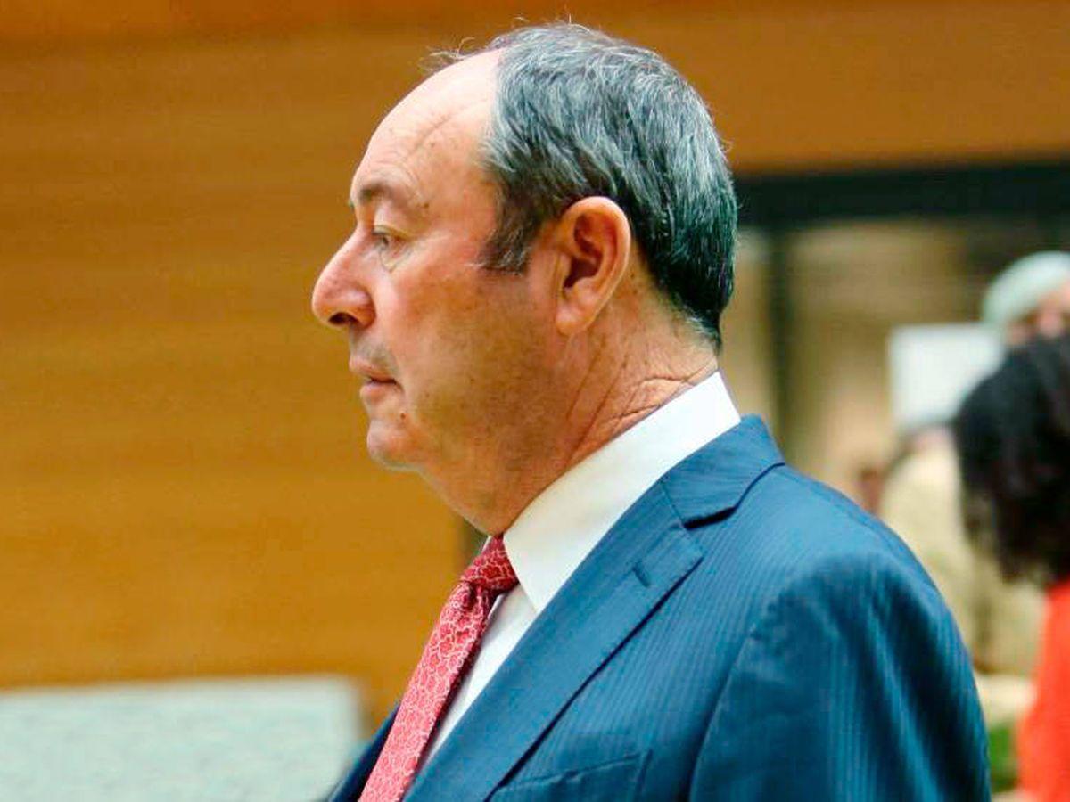 Foto:  Luis Miguel Rodríguez, en una imagen de archivo. (Cordon Press)