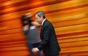 Mario Draghi corta el acceso de la banca griega a la liquidez del BCE