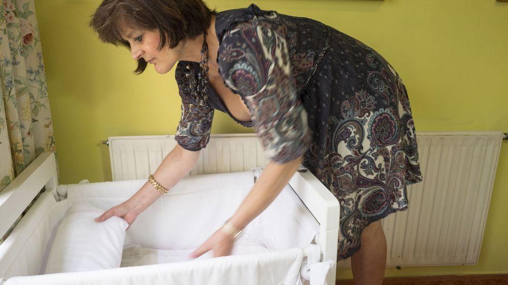La gallega embarazada con 62 años: Dejadme vivir feliz este momento