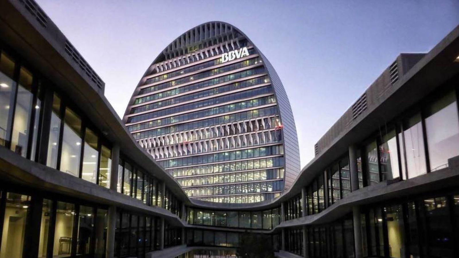 Foto: La sede de BBVA en Madrid. (BBVA)