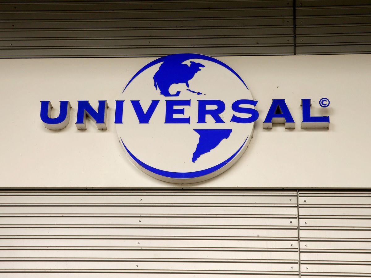 Foto: Logotipo de Universal Music.