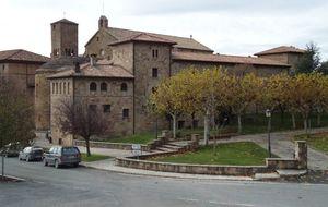 Foto: Así es el Monasterio y el Castillo donde Telma Ortiz celebró su boda