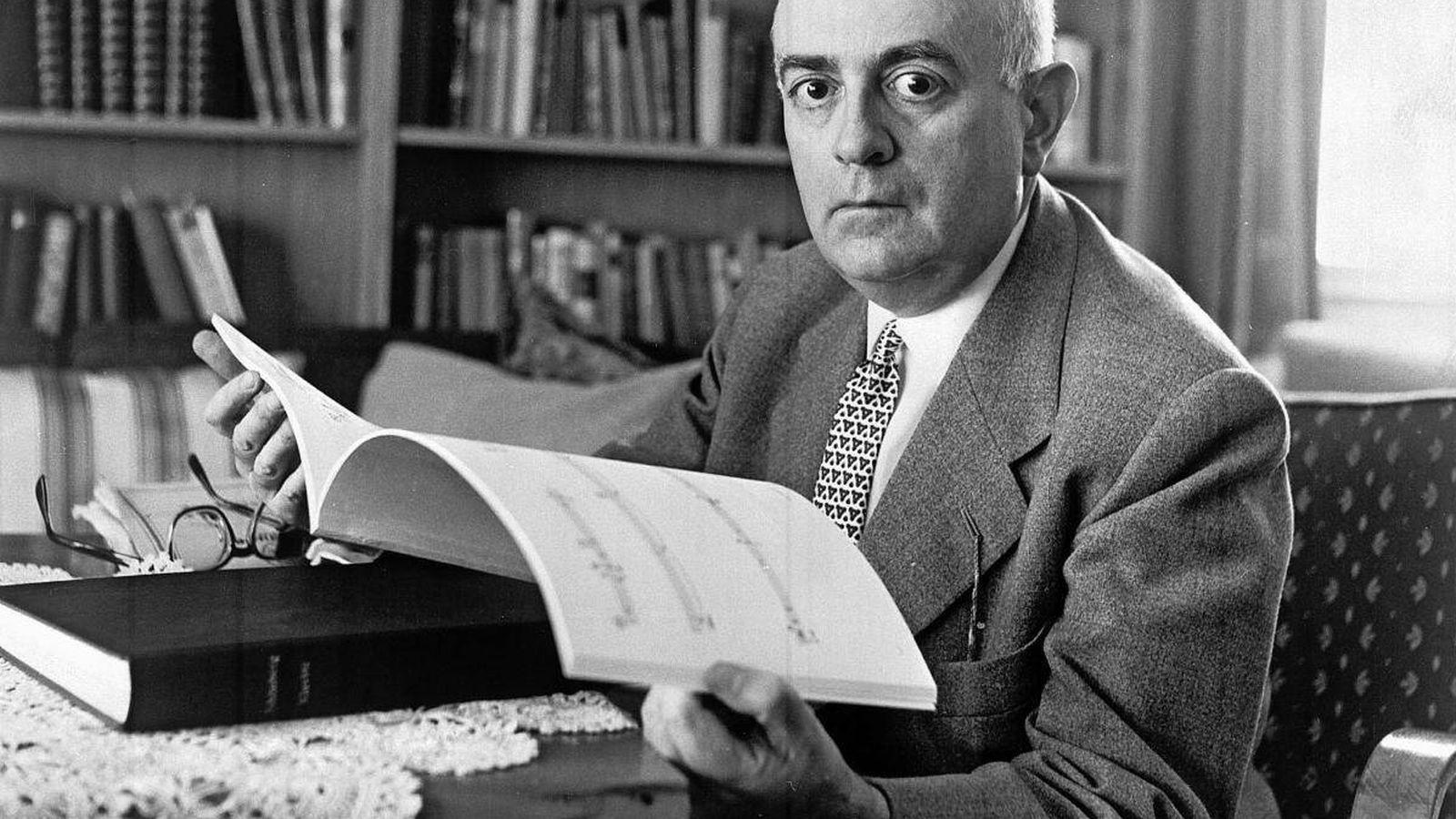 Foto: Theodor Adorno